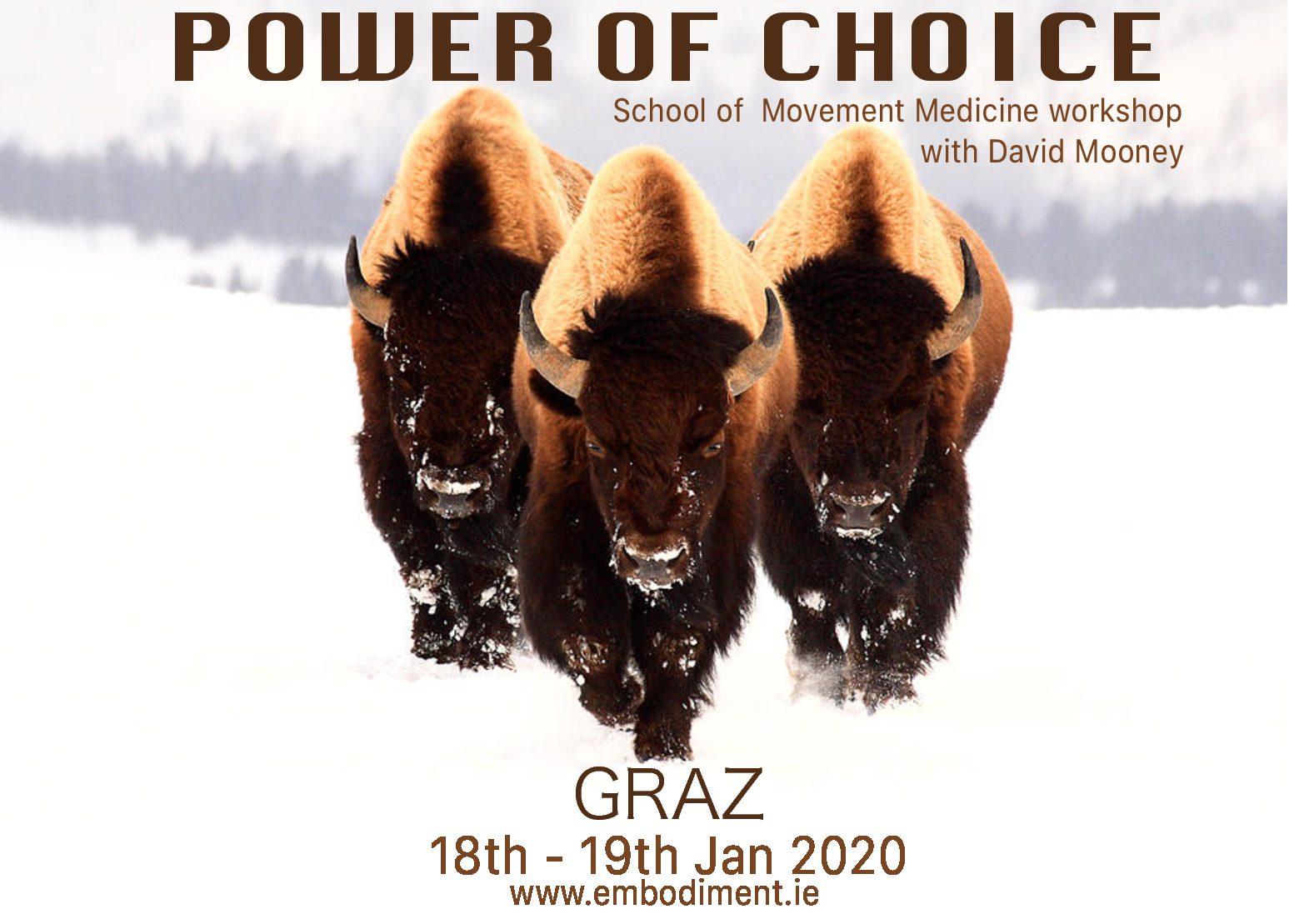 POWER OF CHOICE – Die Kraft der Entscheidung